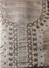WACA Stylish & Fashionable Unstitched Up to date Khadi Silk Suit Piece With Chikankari Embroidery for Women (Pack of 1) | (Color: Brown)