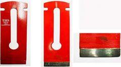 THS555 Carbide Planer Blade 50mm 2 For Iron Jack Planer (Pack of 1)