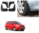 After Cars Chevrolet UVA Car Black Mudflap Set of 4