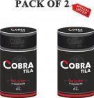 CIPZER COBRA TILA (5 ml)|Ling Mota Lamba Oil Men Original|Long Time Sex Medicine Male  (Pack of 2)