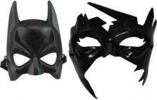 PTCMART Combo Set Bat Man & Krish Shape Mask For Kids Party Mask (Multicolor, Pack of 2)