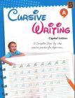 Cursive Writing - Capital Letters Books