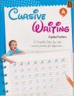CURSIVE WRITING CAPITAL LETTERS BOOK