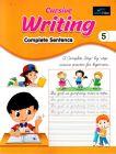 Cursive Writing Complete Sentence - 5