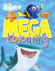 Disney Pixar Finding Dory Mega Colouring Book