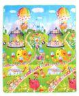 MohitEnterprises   Toddler Toys Alphabet & Number Playmat Octopus Print - Multicolour