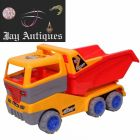 Big Size Load Carrying Dumper With Friction Power Movement Toy For Kids,  Random Colour Will Ship (Pack Of 1)