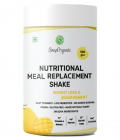 SnapOrganic Energy Meal Replacement Shake Mango with Zero Fat (500 gm) Pack of 2