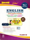 English Language And Literature (With Sample Papers) - Class Ix Book