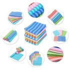 Exclusive Ideal & Best Multicleaning Microfiber Cotton Kitchen & Home Cleaning Duster Rumal (Pack of 12)   (Multicolor)