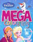 Disney Frozen Mega Colouring Book