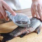 Cyalerva Scale Scraper, Skin Cutter & Skin Peeler For Fish
