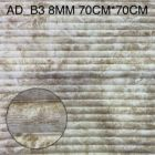 Foaming Sheet Decorate Wall And Easy To Install (Multi-Color)   (AD-B3) (8 MM)