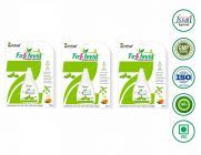 Zindagi Stevia Liquid Drops(FosStevia) - 100% Natural Sugar-Free - Stevia Tabletop Sweetener (Pack Of 3)