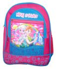 BAGO New Stars Frozen School Bag For Girl's & Kid's (Multi-Color) (Pack of 1)