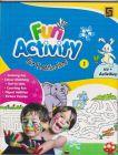 FUN ACTIVITY BOOK FOR PRE-SCHOOLERS