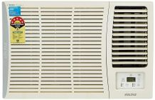 Voltas 185 DZA 1.5 Ton 5 Star Window AC 100% Copper Coil with Turbo Cooling | High Ambient Cooling | Active Dehumidifier | 2 Stage Filtration Advantage | Self Diagnosis (White)
