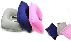 Anja Comfort and Lightweight Travel Neck Support Rest Pillow (Pack of 1)