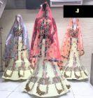Jashikthaindustries Stylish Beautiful Lehenga Choli Perfect Choice For Women's (Dupatta Available: Pink, Orange, Grey)