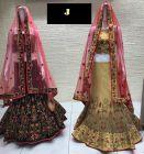 Jashikthaindustries Stylish & Fashionable Lehenga Choli For Women's (Ghera Size 7+)