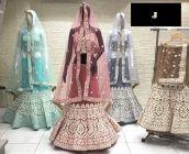 Jashikthaindustries Fashionable & Beautiful Lehenga Choli | Butter Crape Fabric For Women's (Pack Of 1)