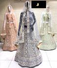 Jashikthaindustries Fashionable Beautiful Lehenga Choli For Women's (Ghera 3+)