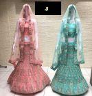 Jashikthaindustries Stylish & Fashionable Beautiful Lehenga Choli For Women's (Work Codding)