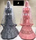 Jashikthaindustries Stylish & Fashionable Beautiful Lehenga Choli   Butter Crape Fabric For Women's (Pack Of 1)