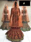 Jashikthaindustries Stylish & Fashionable Beautiful Lehenga Choli | Multi +Jari Work For Women's