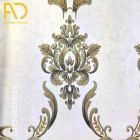 Traditional Wallpaper Used In Interior Decoration With Multi-Color And Unique Designs | (GR3-0605-39)