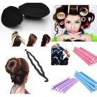 Homeoculture Hair Styling For Women (Set Of 10 Pieces)