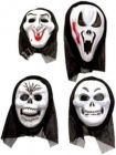 PTCMART Halloween Theme Party Mask for Fun Party Mask(Pack of 4)