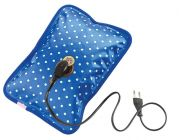 SLCE Electric Heating, Hot Water Bags With Gel for Pain Relief (Blue)
