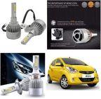 After Cars Hyundai Eon C6 LED HID Light 72w Car Headlight Conversion Kit 8k (White)