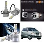 After Cars Hyundai Santro Xing GL C6 LED HID Light 72w Car Headlight Conversion Kit 8k (White)