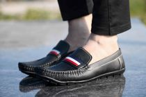Stylish IAddicted Synthetic Upper Loafer Shoes For Men