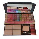 TYA Monica Fashion Laptop makeup kit 48 Eyeshadow, 3 Blusher, 4 Compact, 6 lip colour