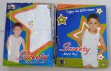 Comfort, Durability & Regular Fit Plain Cotton Bloomer Innerwear For Kid's(White) (Pack of 10)