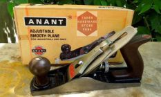 THS Anant Adjustable Iron Jack Plane, A-4 9 3/4 for Home & Professional Use (Pack of 1)