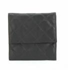 ASPENLEATHER Designer Leather Genuine Jewellery Bag For Women (Black)