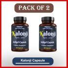 Buy Cipzer Kalonji 60 oil Softgel Capsule, Ayurvedic Black seed Oil Capsule (Pack of 2)