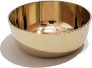 Premium Quality Heavy and 100% Pure Bronze/Kansa Bowl (1piece)