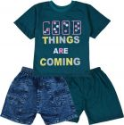 SHAURYA INNOVATION Party and Festival Wear Jeans, T-Shirt Pant Set For Boy's
