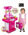 Kitchen Super Set, Luxury Battery Operated Toy For Kids Boys & Girls (Pack Of 1 Full Set)