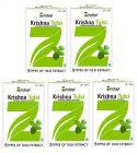 Zindagi Natural Krishna Tulsi - Liquid Extract Ras - Punch Drops (Pack of 5)