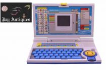 Learnig Laptop For Kids The Educational Notebook Opens To Reveal An Lcd Screen (Pack Of 1)