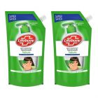 LIFEBUOY Nature Germ Protection Handwash Refill Hand Wash Pouch (Buy 1 Get 1 Free) (750 ml Each)