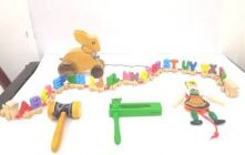 Livster Wooden Kids Toy For Learning (Multicolor)