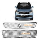 After Cars Maruti Suzuki Wagon R 2012 Front Car Grill Cover with Free car Bluetooth