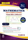 Mathematics (With Sample Papers) A Book With A Difference – Class Ix
